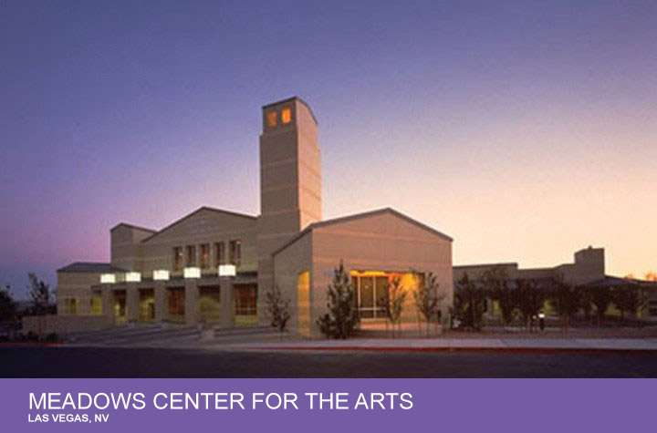 Meadows Center For The Arts