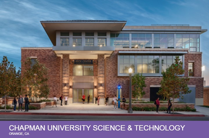 Chapman University Science and Technology